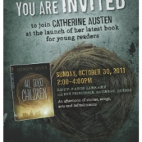 Book Launch - the Missing Fable