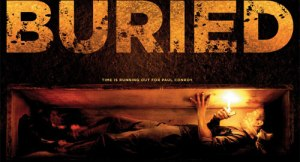 Another movie to avoid if you're claustrophobic.