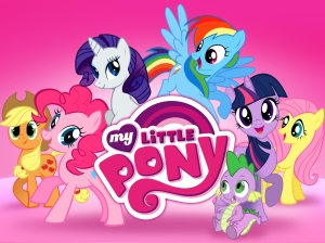 Me and my bronies are in for some cheering up.
