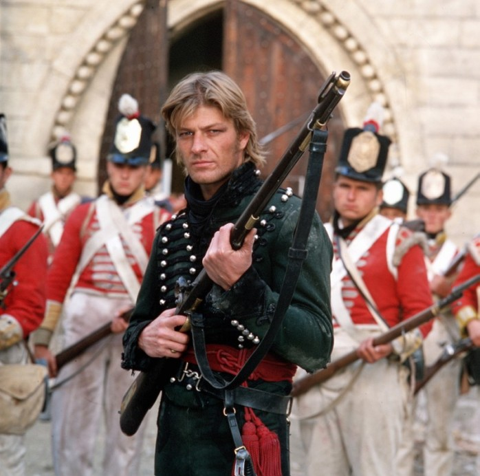 No one has a phobia of this Sharpe thing.