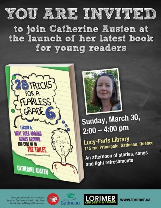 Catherine Austen Invite-English