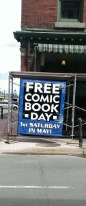 comic sign