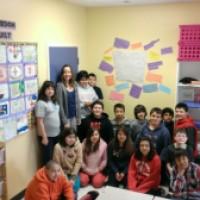 Thank you, Nova Scotia Schools!