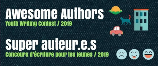 Awesome Authors 2019 – Submission Call – Catherine Austen