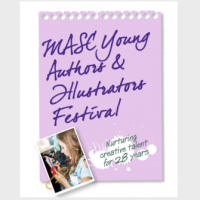 MASC Young Authors and Illustrators Festival 2019