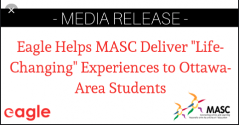 Eagle-MASC Press release