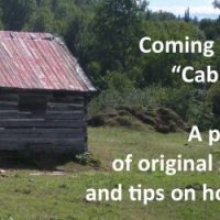 Cabin Tales Podcast coming in July